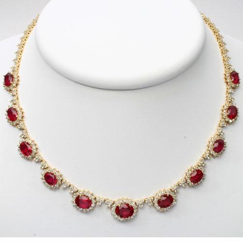jetRetouch - Jewelry Photo Retouching Portfolio - Necklaces Sample - Before